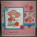 PFP challenge 51 - strawberry & cream