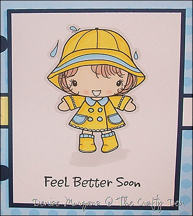 get well soon card (close up)