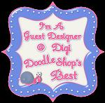 digi doodle guest DT badge