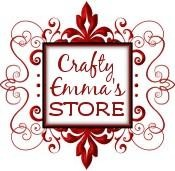 Crafty Emma's store new logo