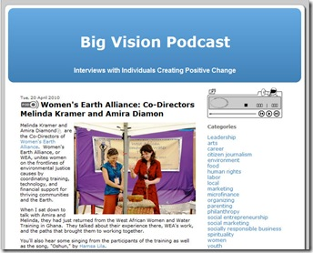 Big Vision Podcast