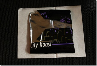 city roast coffee package