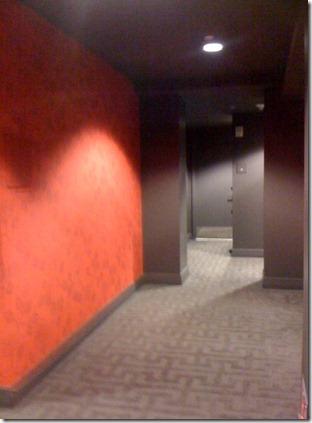 w austin hall way
