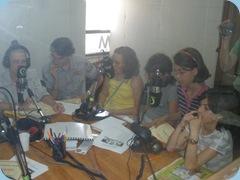 LOS NIÑOS Y LA POESÍA en Radio OASIS Salamanca 31 mayo 2009