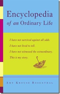 Encyclopdia of an Ordinary Life