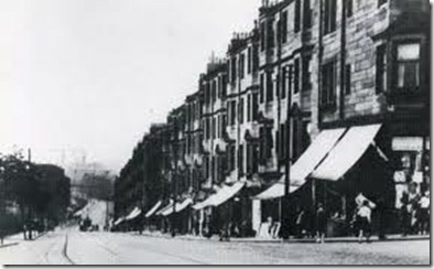 Kilbowie Road circa 1939
