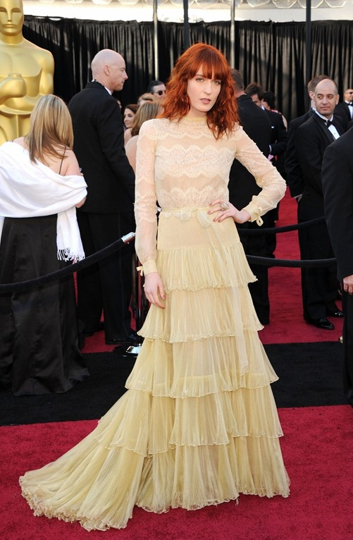 Florence Welch - Valentino Couture