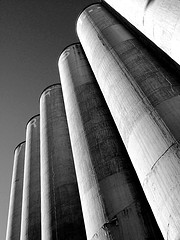 Silos by zoom zoom