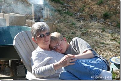 Nan and Lucas