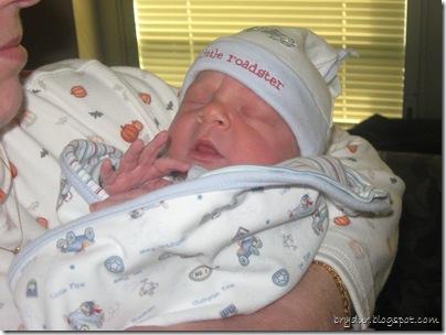 Newborn Mike
