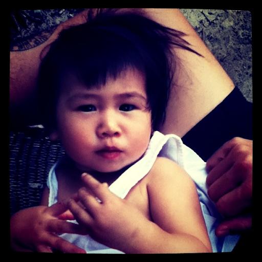 Kai Ann 13 month