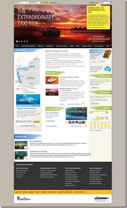 wacom homepage 4 Experience Extraordinary Phase 1