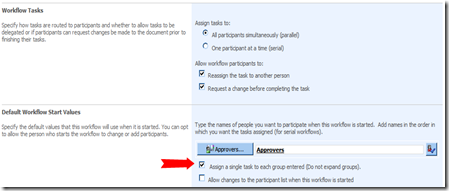 SharePoint Approval Workflow - Any Approver