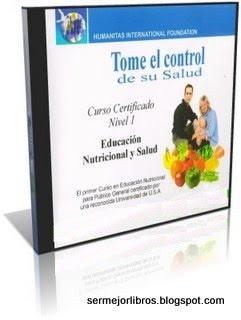 Curso Certificado de Nutrición - HIF [11 CD's | MP3 | Español]