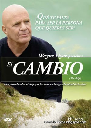 video-dvd-el-cambio-wayne-w-dyer