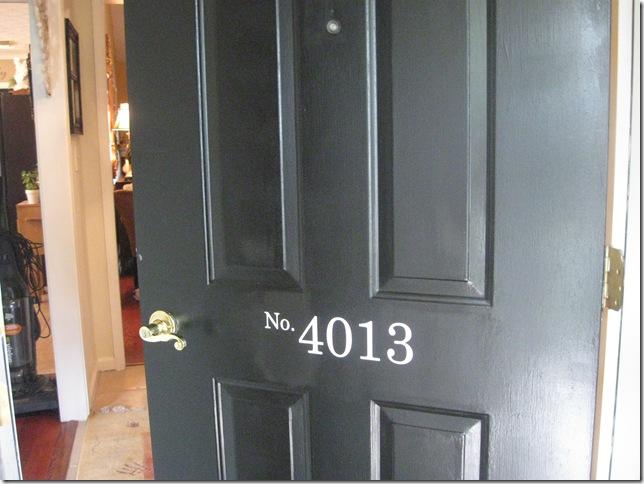 front door numbers 003