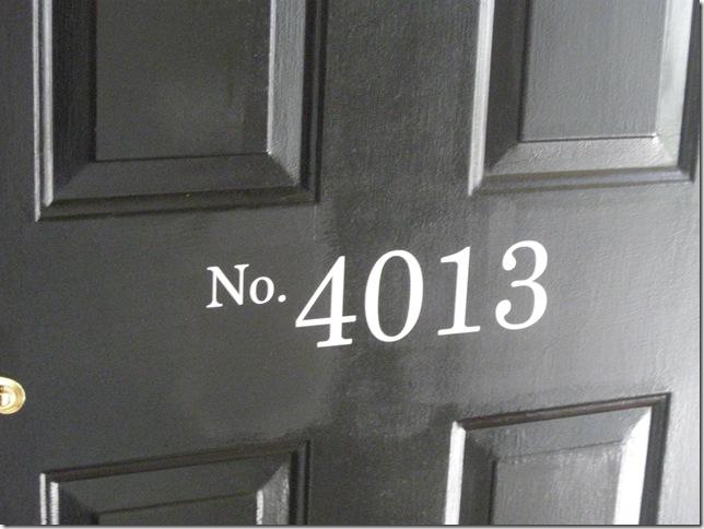 front door numbers 004