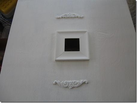 square frame 010