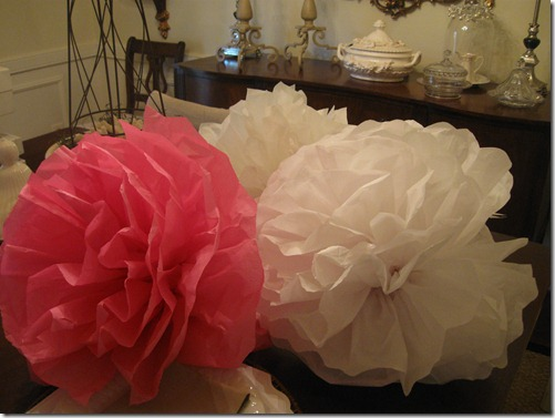 tissue paper poofs 005