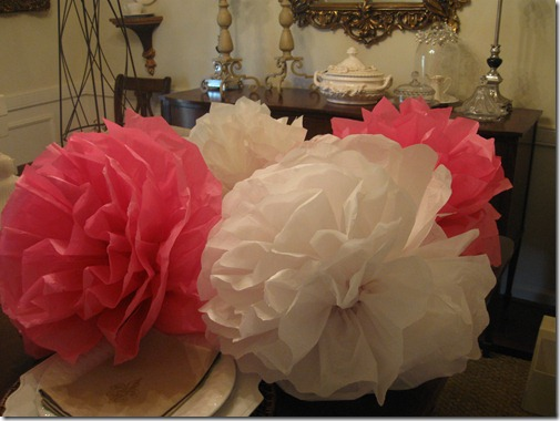 tissue paper poofs 006
