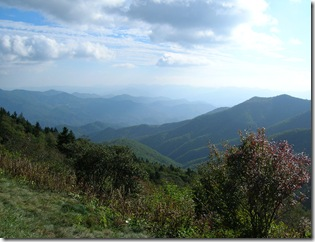 Blue Ridge Parkway view 4