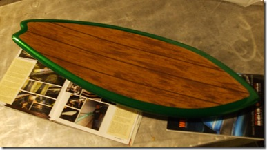 Surf board 2-12-11