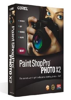 cores Download   Corel Paint Shop Pro X + Serial Baixar Grátis