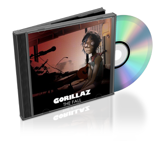 Untitled 1 Download   CD Gorillaz   The Fall (2010) Baixar Grátis