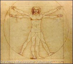 Da Vinci's Man - Mod thy body Human engineering