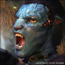 Jake Sully from Avatar