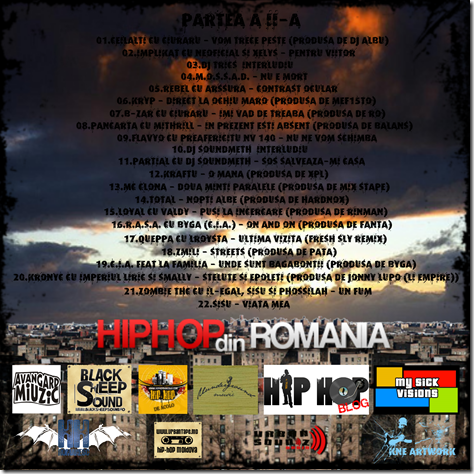 Hip-Hop Din Romania back (1.2) versiunea tatakne