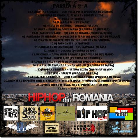 Hip-Hop Din Romania back (1.2) versiunea tatakne