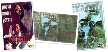 Visualizza parazitii - poezii pentru pereti 1995