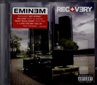 EMINEM - Recovery (cd cover 1)