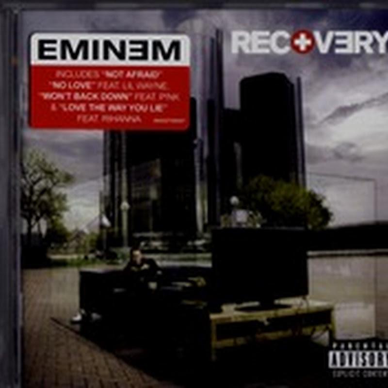 DE AFARĂ: Eminem – Recovery (2010)