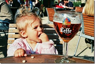 Sophia & the Leffe