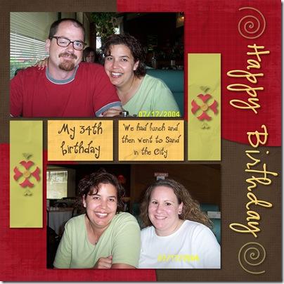 Digital Scrap Fun - Random Reflections - Page 001