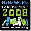 NaNoWriMo 2009