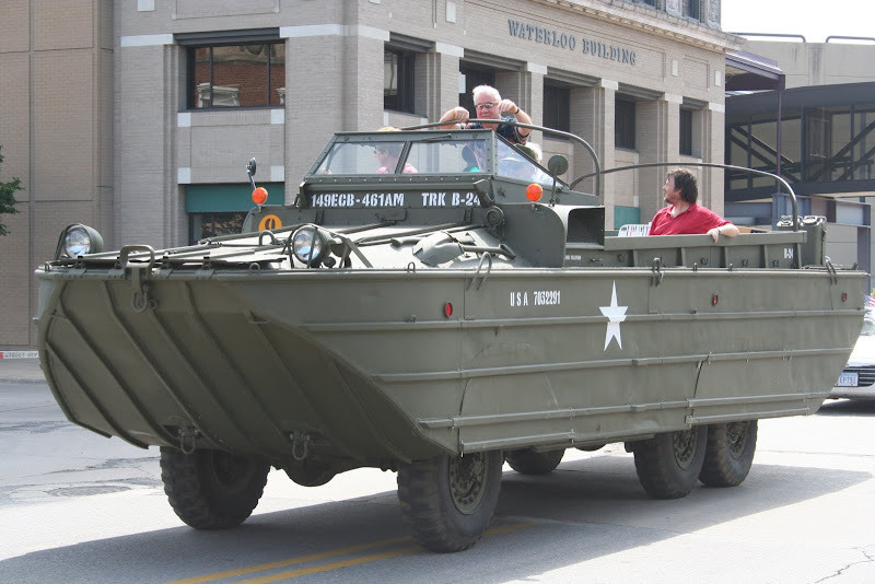 WWII DUKW - WIP IMG_1811