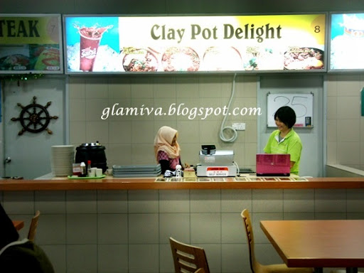 review claypot yee mee fish at from claypot delight at suria sabah kota kinabalu
