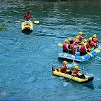Köprülü Kanyounda rafting