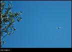 Uçaklar tam buranın üzerinde dönüyor ve ADB ye inmek için alçalıyorlar