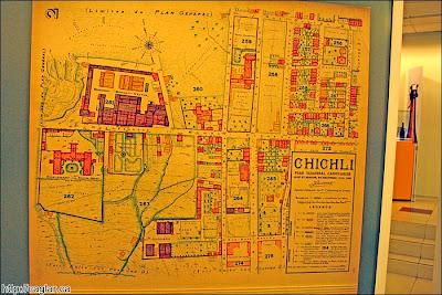 *Bomonti fabrikası kadastral haritası
