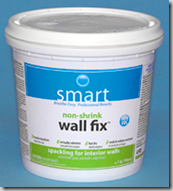 Smart Non-Shrink Wall Fix