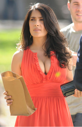 Bollywood Actress Latest Exposing Cleavage Photos