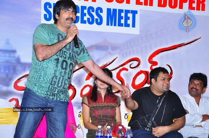 Mirayapakaya Movie Success Meet Photos