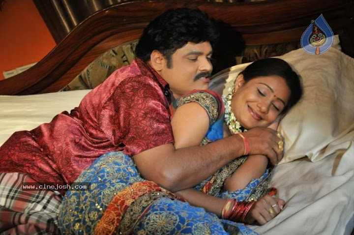 Sankranthi Alludu Movie Ho Exposing Romance Photos