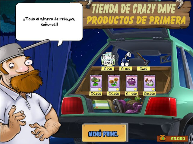 Plantas Vs Zombies (Original) Español + Crack