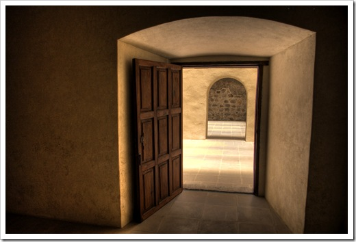 Cuitzeo Doorways
