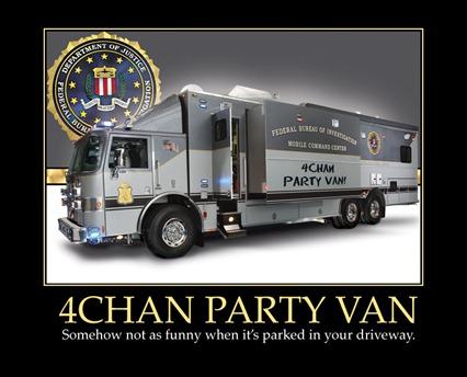 4chanpartyvan